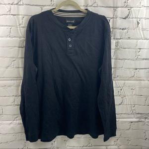 Pierre Cardin waffle shirt